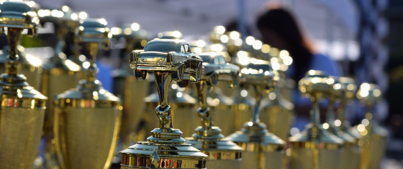 2015 Car Show Trophies